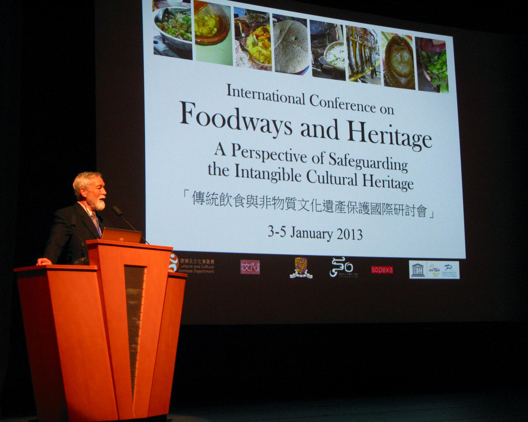 a report on cultural self awareness and family heritage foodways